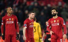 שחקני ליברפול צילום(PAUL ELLIS/AFP via Getty Images)