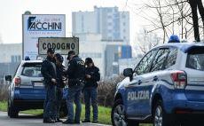 משטרת איטליה צילום( MIGUEL MEDINA / Contributor)