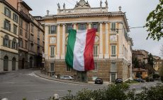 איטליה צילום( Emanuele Cremaschi / Stringer)