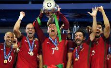 פורטוגל זוכה ביורו צילום(Matthias Hangst/Getty Images)