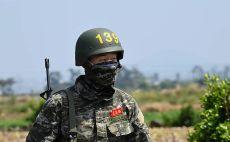 יונג מין סון צילום(Republic of Korea Marine Corps via Getty Images)