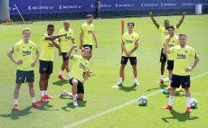 ברצלונה צילום(Handout/FC Barcelona via Getty Images)