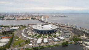 איצטדיון קרסטובסקי בסנט פטרסבורג