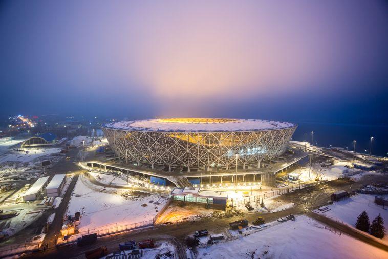 איצטדיון וולגוגרד ארנה