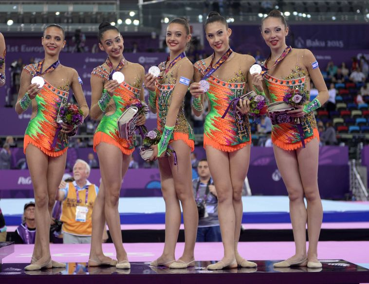 ישראל זכתה בשתי מדליות בתחרות גביע העולם