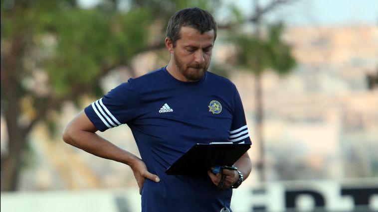 יוקאנוביץ' ממשיך לתרגל את אבי ריקן בהתקפה