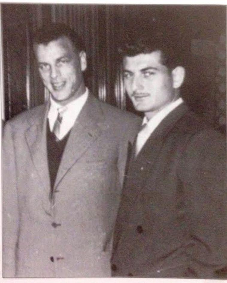 1958: ישראל - וויילס בקרב על הכרטיס למונדיאל