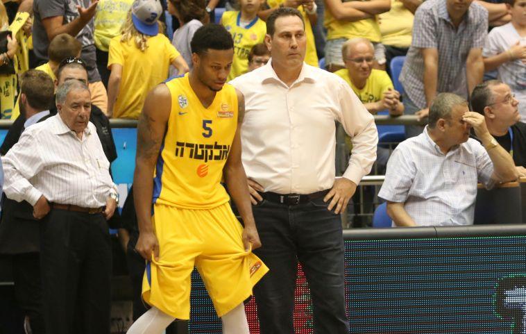 רק רשת: מארקז היינס נגד מאמן מכבי תל אביב בעבר