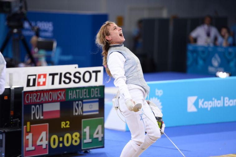 סייף: דלילה חטואל הודחה בשלב שמינית הגמר