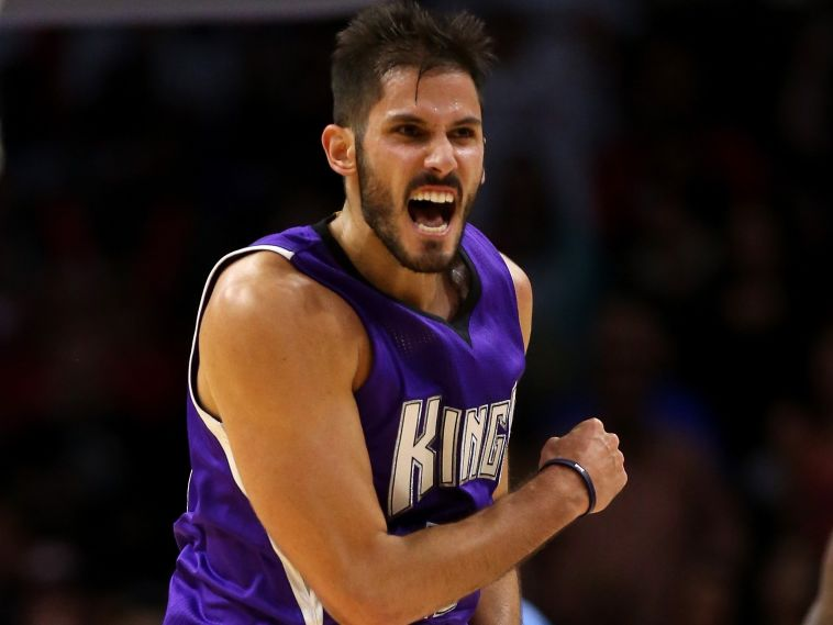 כספי. קריירת NBA מלאה ברגעי שיא (Gettyimages)