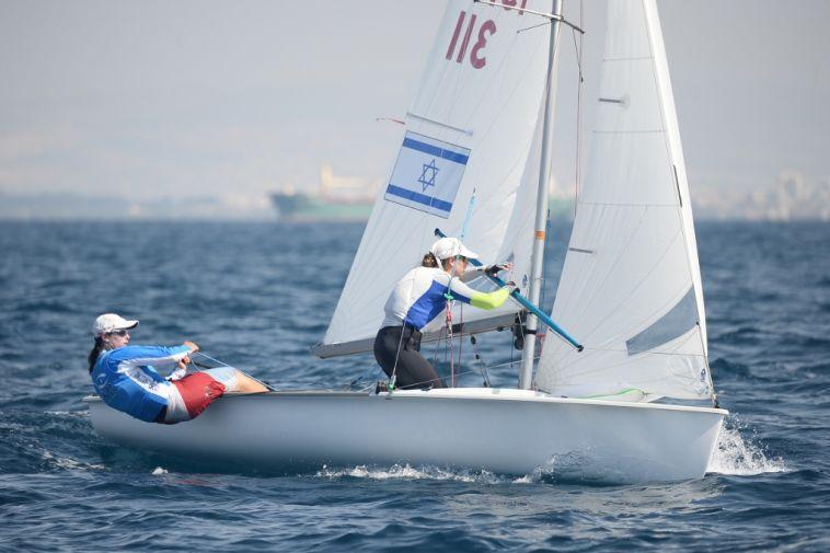 אליפות העולם במפרשיות 470 תוזנק בחיפה