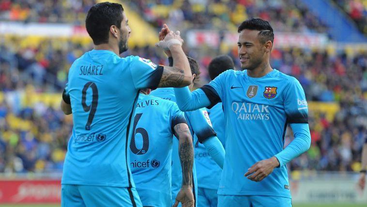 עקרון הרצף: ברצלונה ניצחה 1:2 בלאס פלמאס