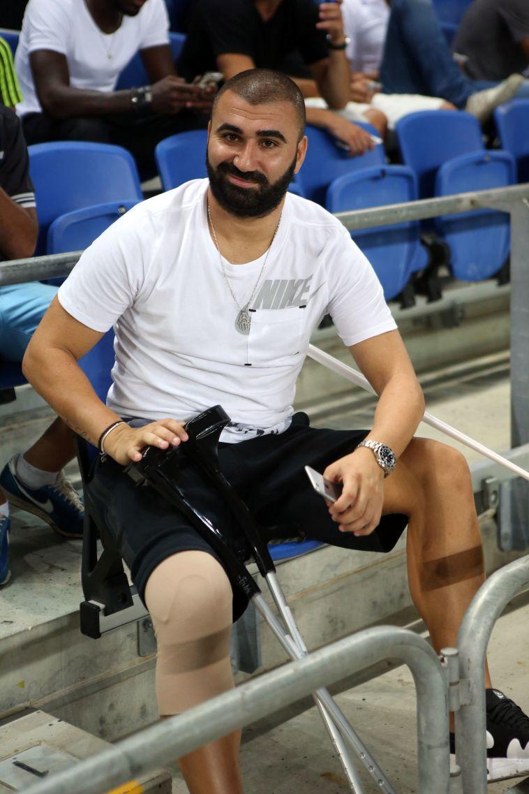 למרות הפציעה: ערן לוי יעמוד לדין משמעתי