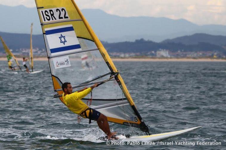 גלילי ראשון בין הישראלים באליפות אירופה בגלשנים