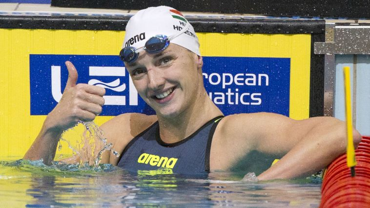 ארגון, שיאים ומדליות: סיכום אליפות אירופה