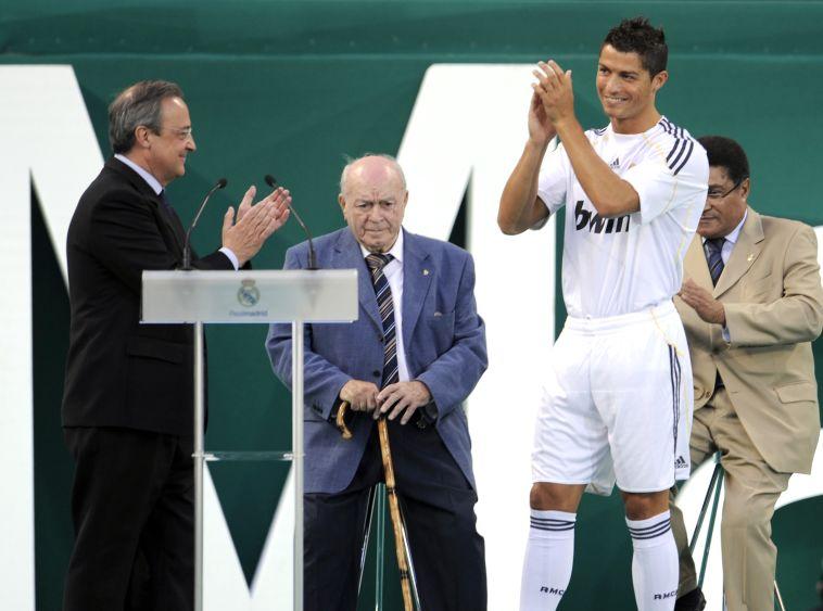 לא רונאלדו: די סטפאנו הוא הסמל האמיתי של ריאל מדריד
