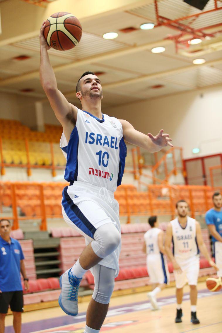68:79 לישראל על בולגריה באליפות אירופה לעתודה