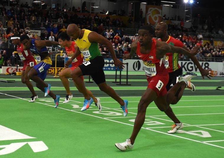 אליפות העולם באולם: ברומל הקדים את פאוול