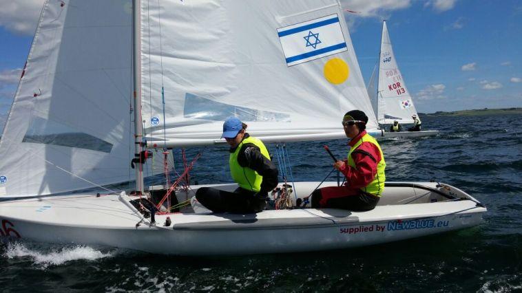 מחר: אליפות ישראל הפתוחה במפרשיות 470