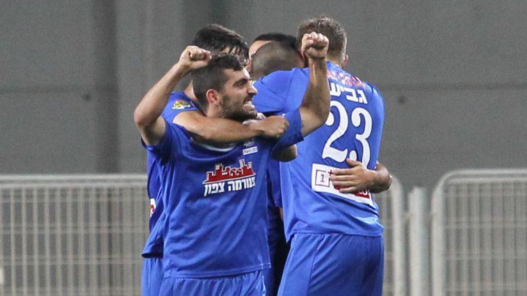 """מכבי פ""""ת מול קריית שמונה בגמר גביע הטוטו"""