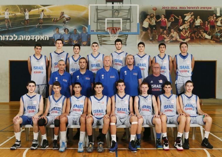 נבחרת הקדטים יוצאת למסע משחקים ברומניה