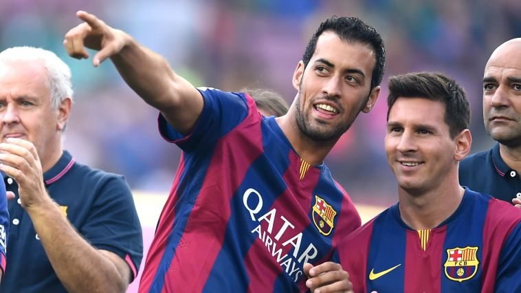 סרחיו בוסקטס יחתום על חוזה חדש בברצלונה