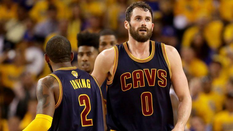 קווין לאב לא החלים ולא ייקח חלק במשחק 3 בגמר ה-NBA