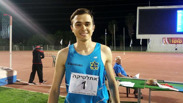 קרויטר קבע את תוצאת השנה בישראל