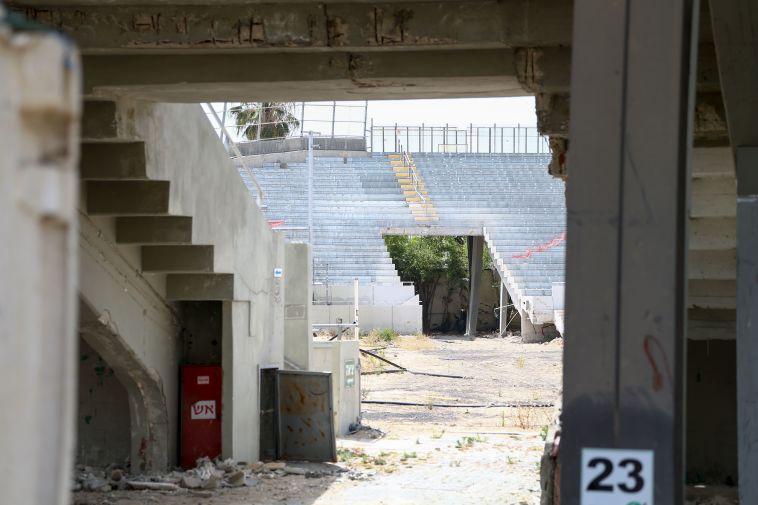 """עיריית ת""""א: """"אצטדיון בלומפילד יהיה מוכן לפתיחת 2019/20"""""""