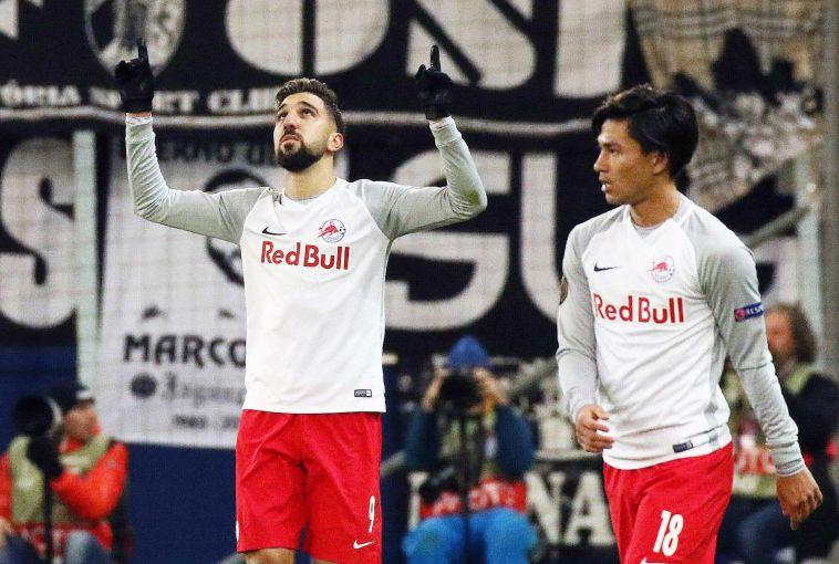 צמד למואנס דאבור בניצחון 0:3 מול שקנדיה טטובו