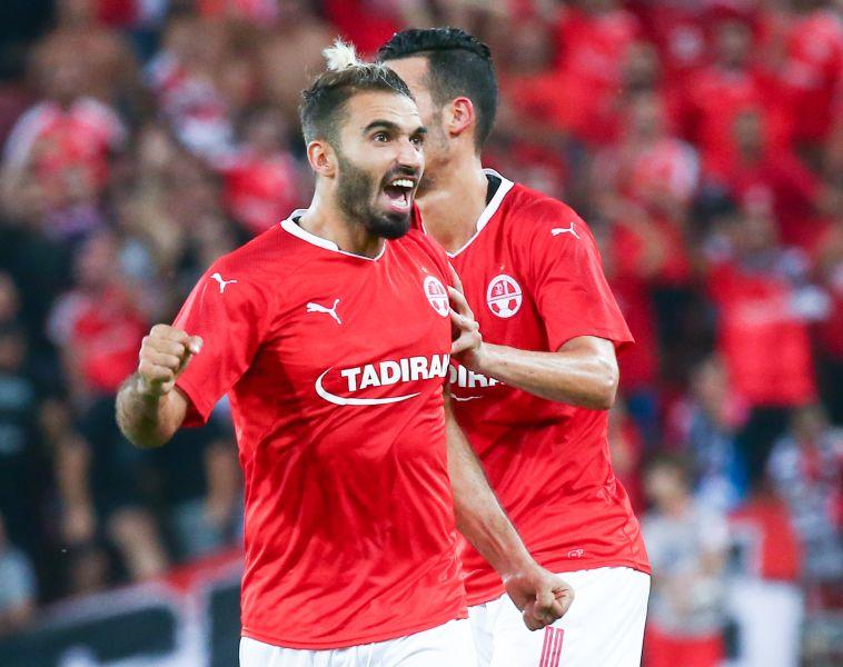 """מקורב לתואר: אוחנה כבש, 0:1 לב""""ש על מכבי חיפה בדרך לגמר"""