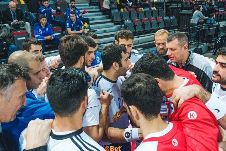 נבחרת ישראל בכדוריד (Lietuvos rankinio federacija)
