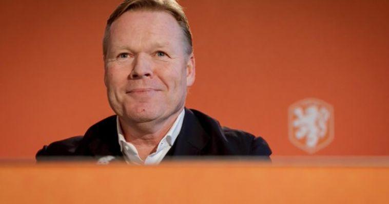 רשמי: רונאלד קומאן מונה למאמן נבחרת הולנד עד 2022