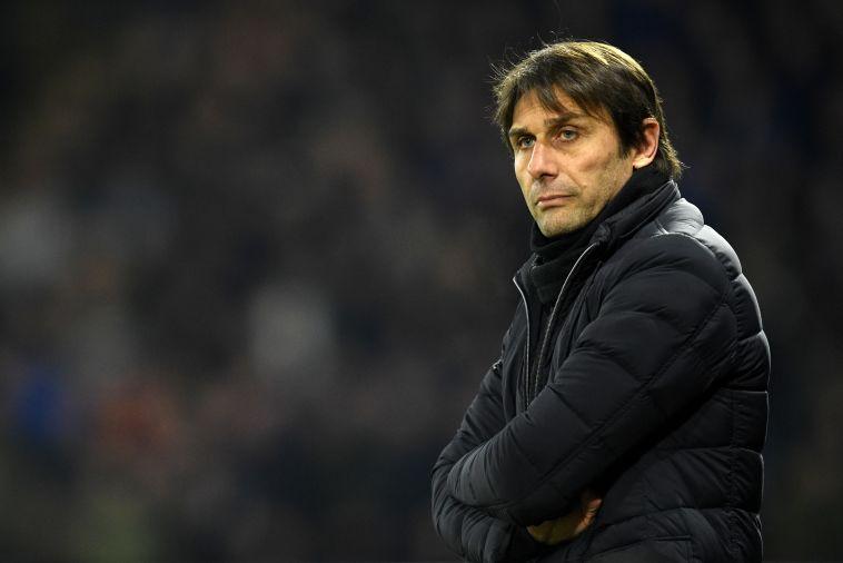 """אנטוניו קונטה הצהיר: """"לא אאמן את רומא בעונה הבאה"""""""