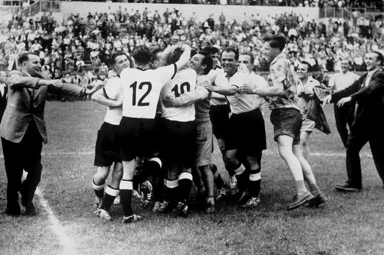 הסנסציה של 1954: גרמניה המערבית הדהימה את הפלא ההונגרי