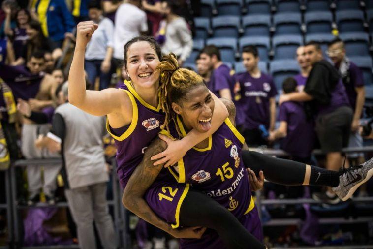 בחמישי בגמר הגביע לנשים: מכבי אשדוד מול אליצור חולון