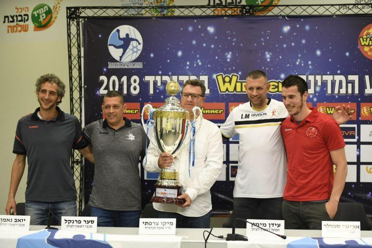 עידן מימון: מי שתילחם יותר בדרבי, תזכה בגביע המדינה