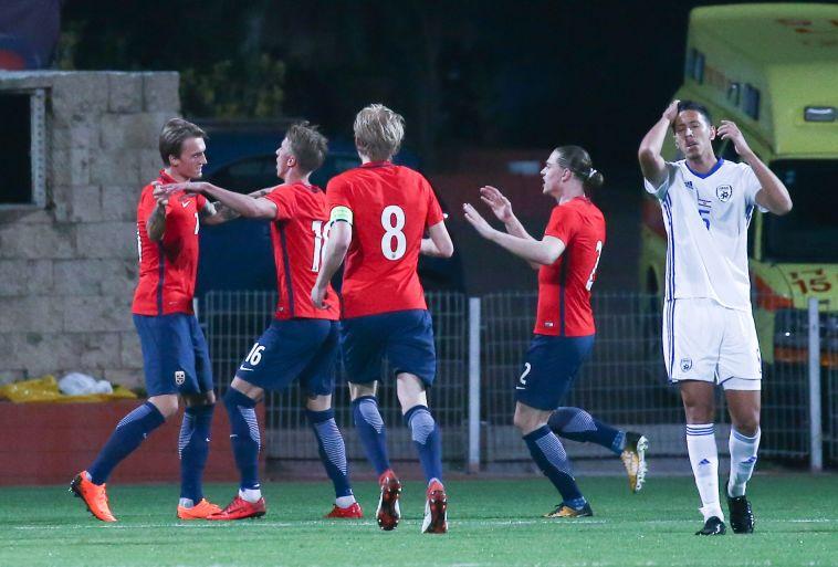 הנבחרת הצעירה הפסידה 3:1 לנורבגיה במשחק חד צדדי