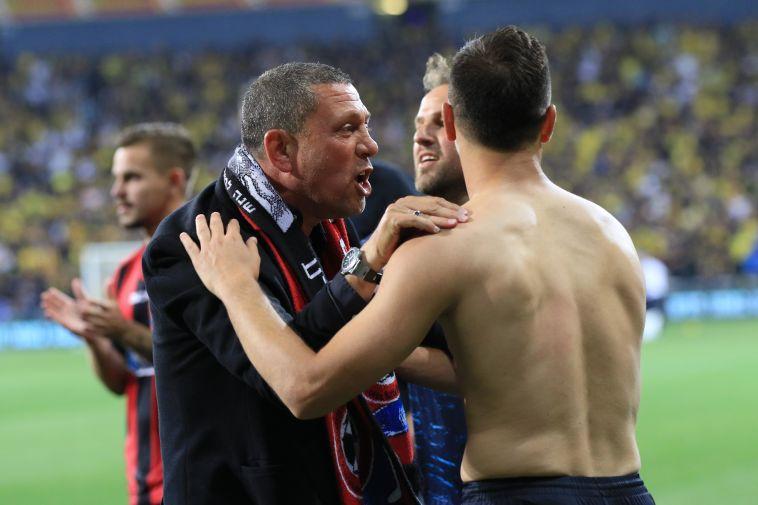 קלינגר התמוגג: הפכנו את הפועל חיפה למועדון גדול
