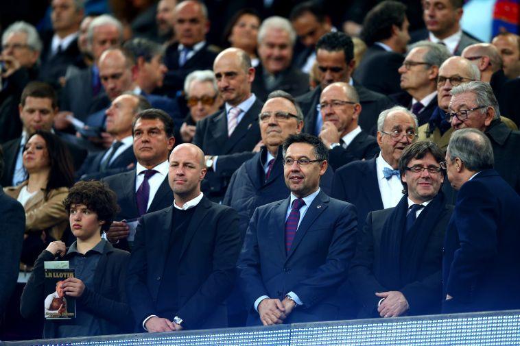 בברצלונה תומכים בקרויף: ירענן את עמדת המנהל הספורטיבי