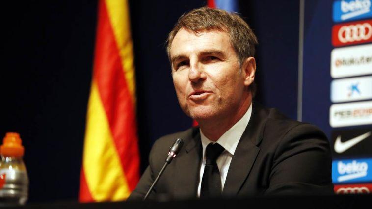 ברצלונה עשויה להיפרד מפרננדס, קרויף ומונצ'י מועמדים להחליפו