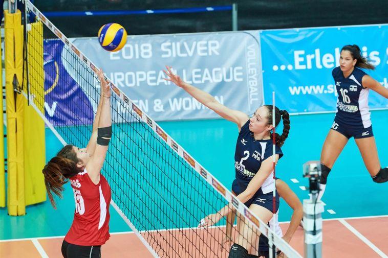 נבחרת הנשים נכנעה לאוסטריה בפתיחת הליגה האירופית