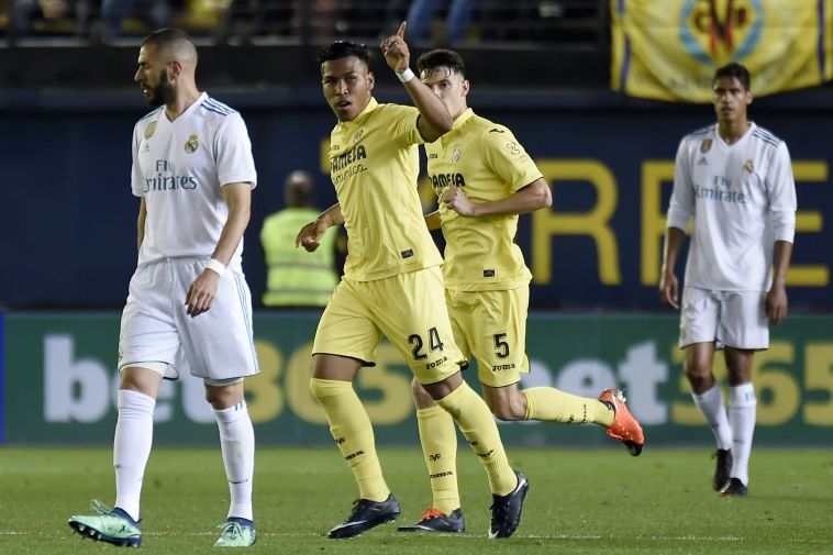 לפני ליברפול: ריאל מדריד סיימה שלישית אחרי 2:2 עם ויאריאל