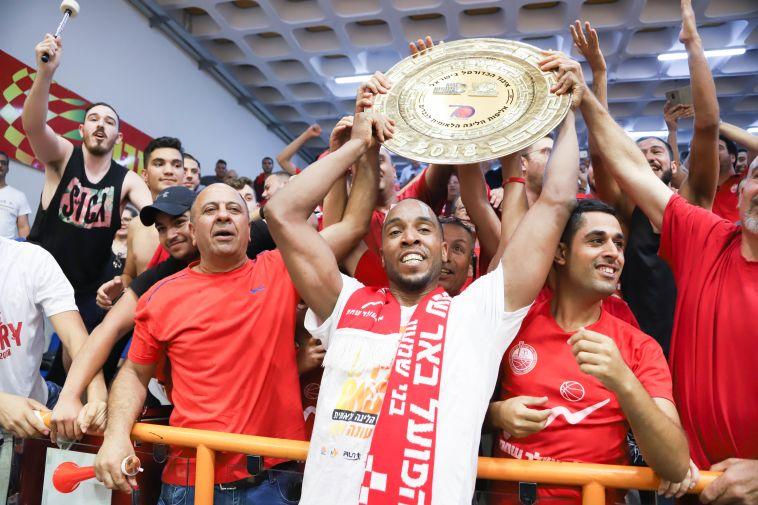 עיר בתנופה: הפועל באר שבע עלתה לליגת העל בכדורסל