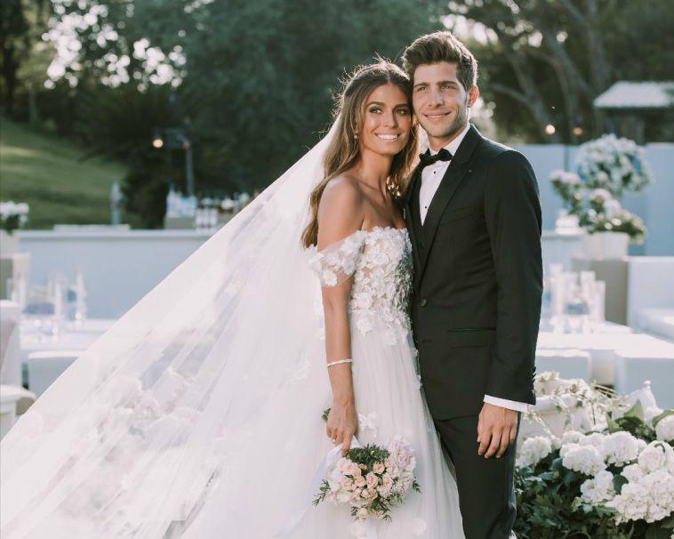 פליסידד: קורל סימנוביץ׳ וסרג׳י רוברטו נשואים