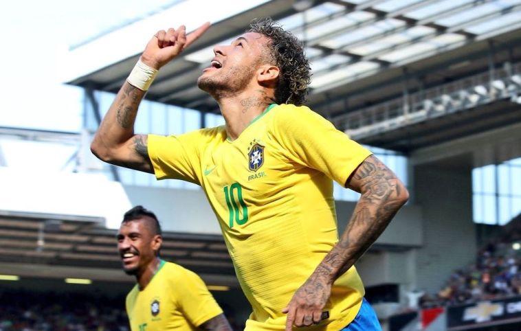 """ניימאר מונה לקפטן הקבוע של ברזיל: """"חושב שהתבגרתי מאוד"""""""
