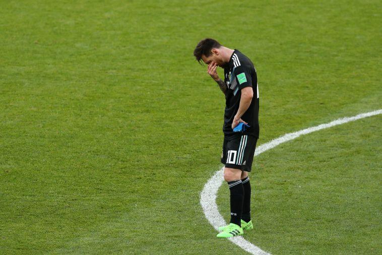 צפו בתקציר: קרואטיה במקום הראשון בבית ד' אחרי 0:2 על ניגריה