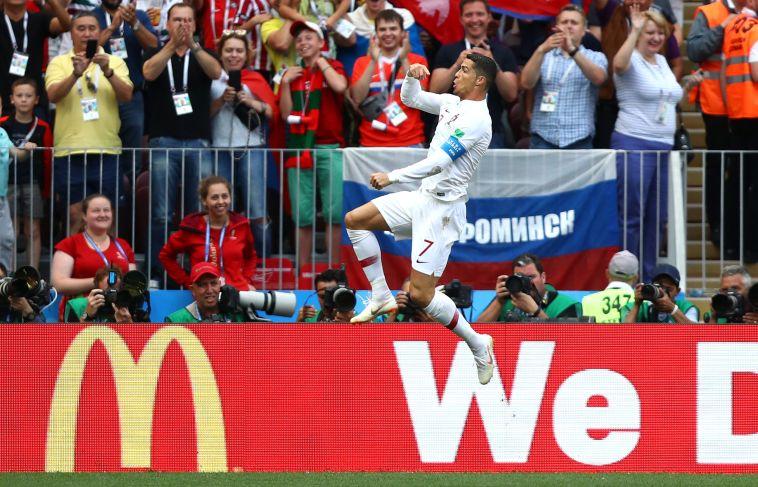 מונדיאל של איש אחד: צפו ברונאלדו מסדר לפורטוגל 0:1 על מרוקו