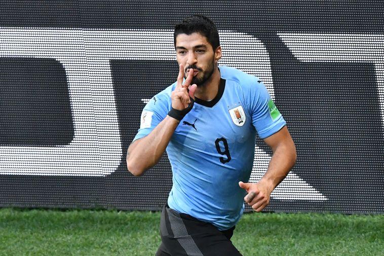 הרשת מאוכזבת מאורוגוואי, לפחות לסוארס יש סיבה לחגוג