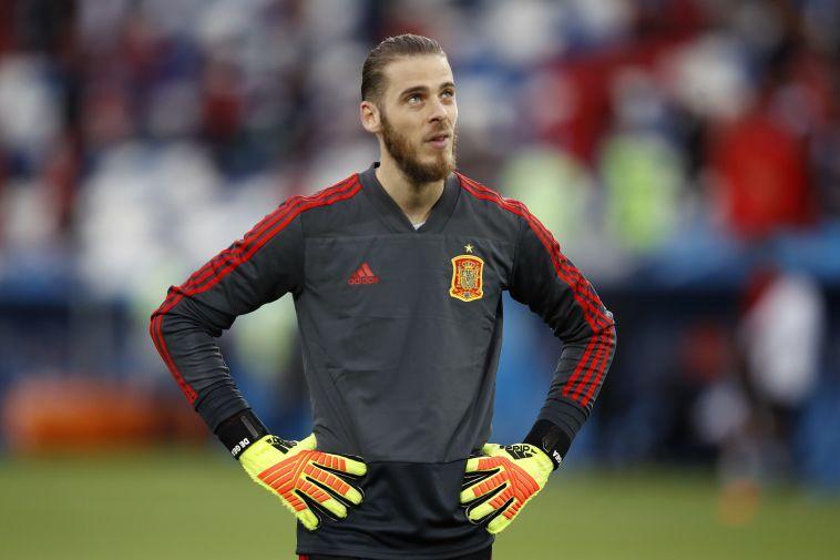 דיווח: דה חאה עלול לאבד את מקומו בהרכב נבחרת ספרד